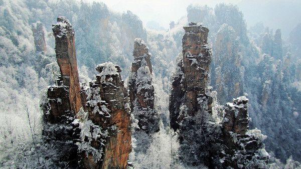 尤其是江垭温泉距离张家界武陵源风景区