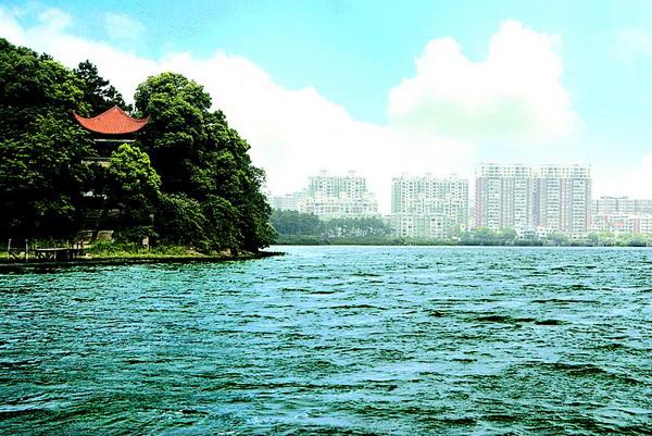 岳阳南湖风景区在哪里,南湖风景区在哪个省,属于哪个市