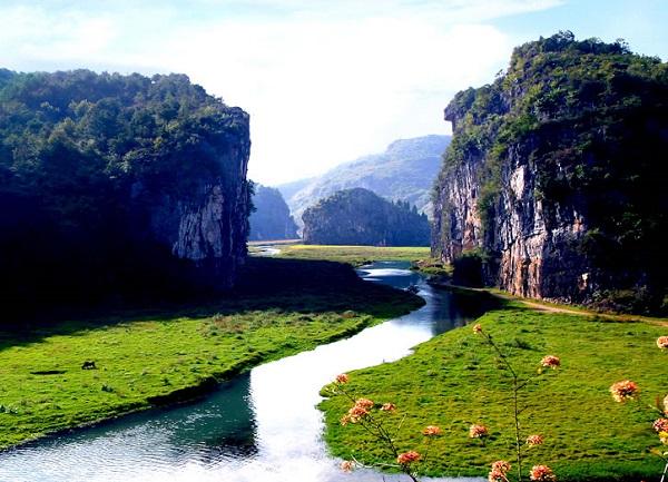 湄江风景区在哪里,湄江风景区在哪个省,属于哪个市